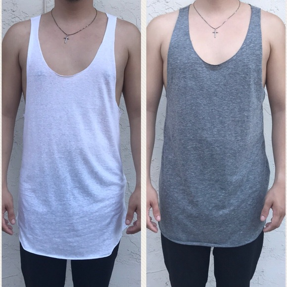 aad505640f77b5 Forever 21 Men s tank tops